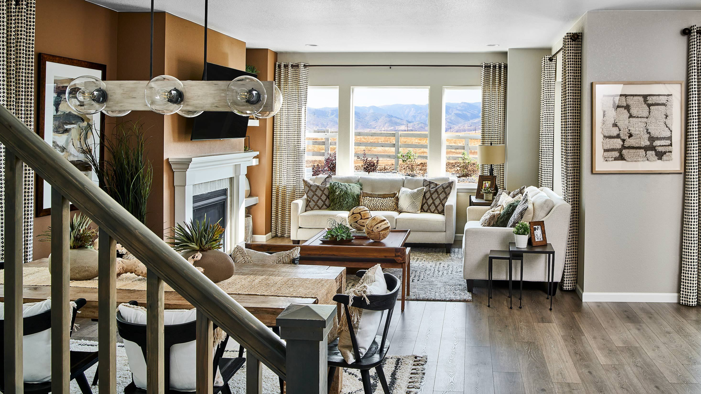 Living Area featured in The Hayden Sterling 35s By Taylor Morrison in Denver, CO