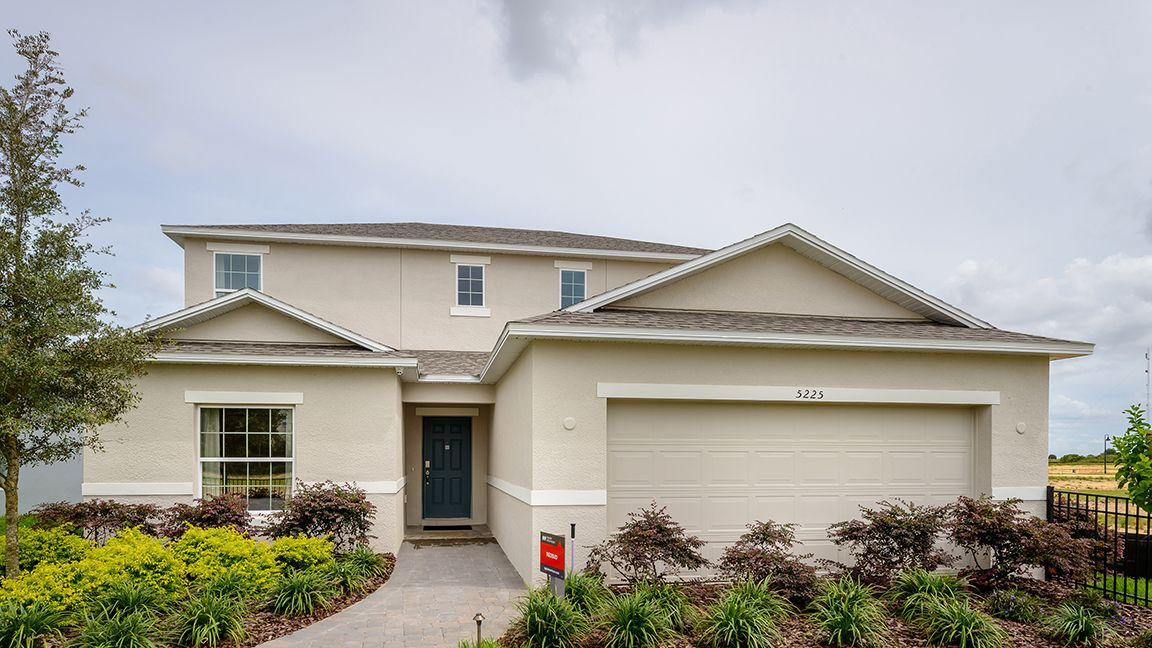 Exterior featured in the Redbud By Taylor Morrison in Lakeland-Winter Haven, FL