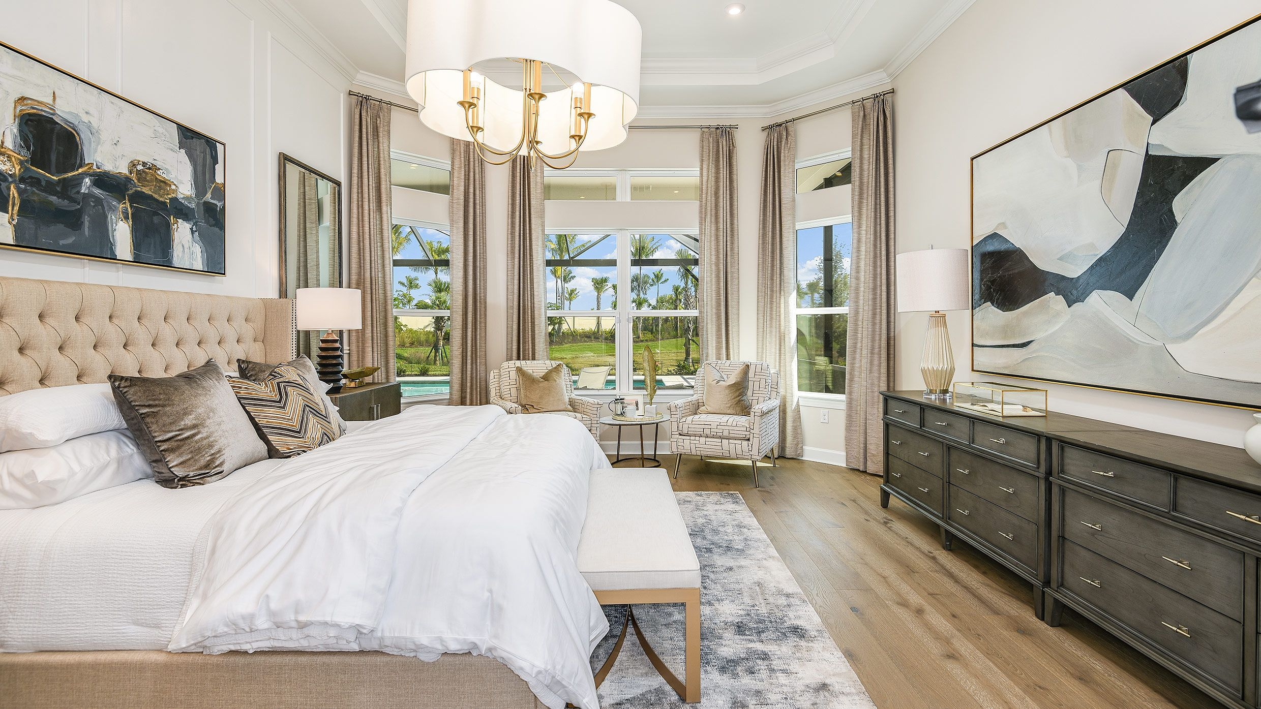 Bedroom featured in the Beacon By Taylor Morrison in Naples, FL