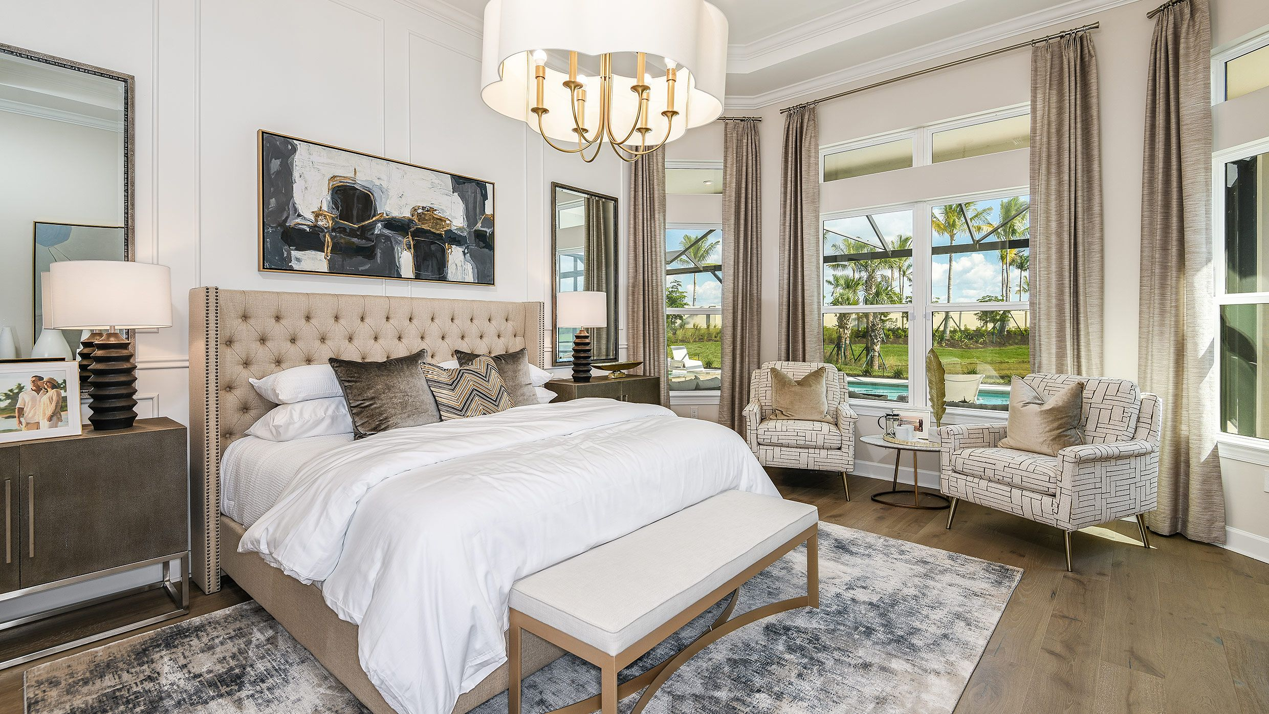 Bedroom featured in the Beacon By Taylor Morrison in Fort Myers, FL