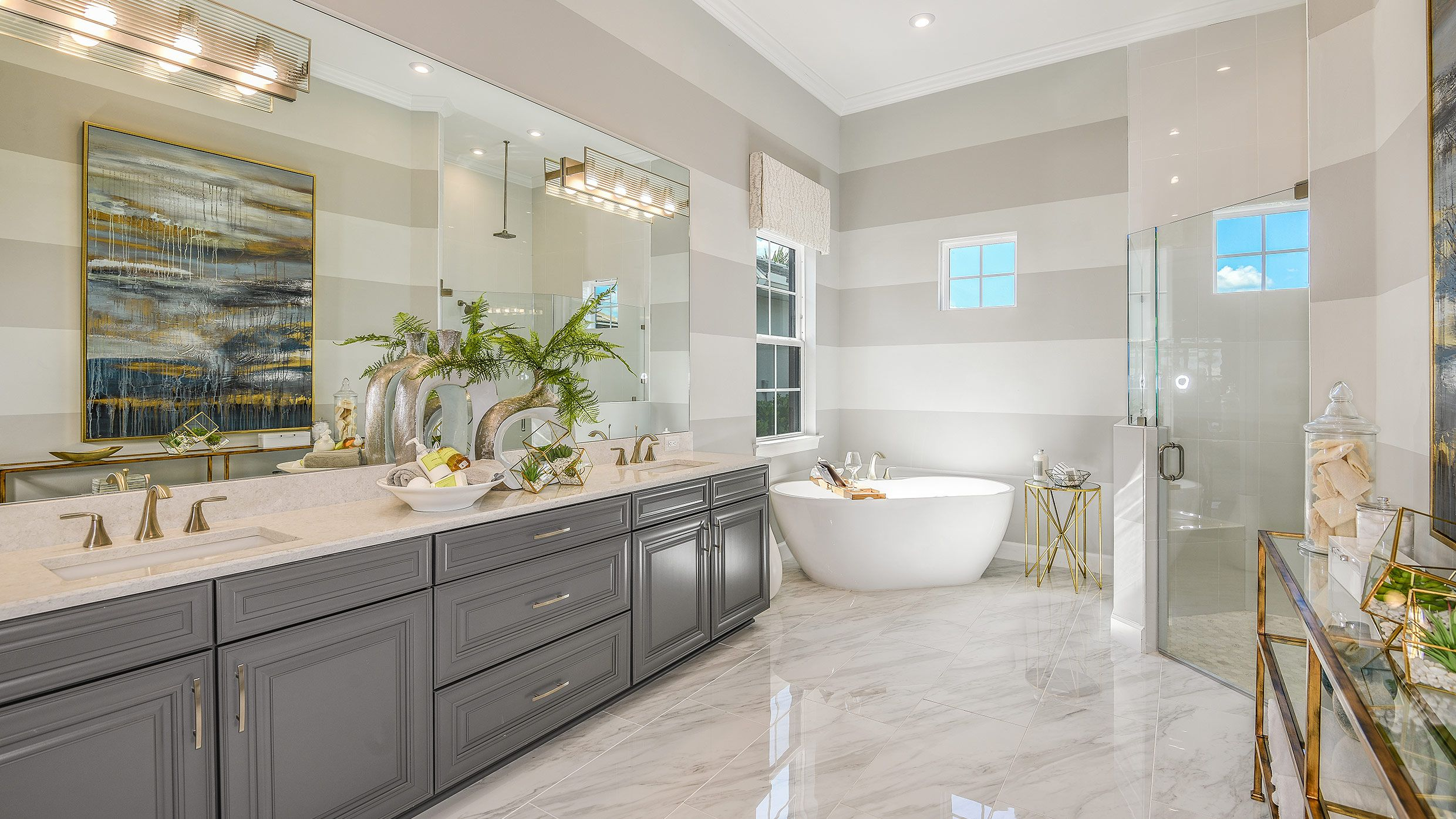 Bathroom featured in the Beacon By Taylor Morrison in Fort Myers, FL