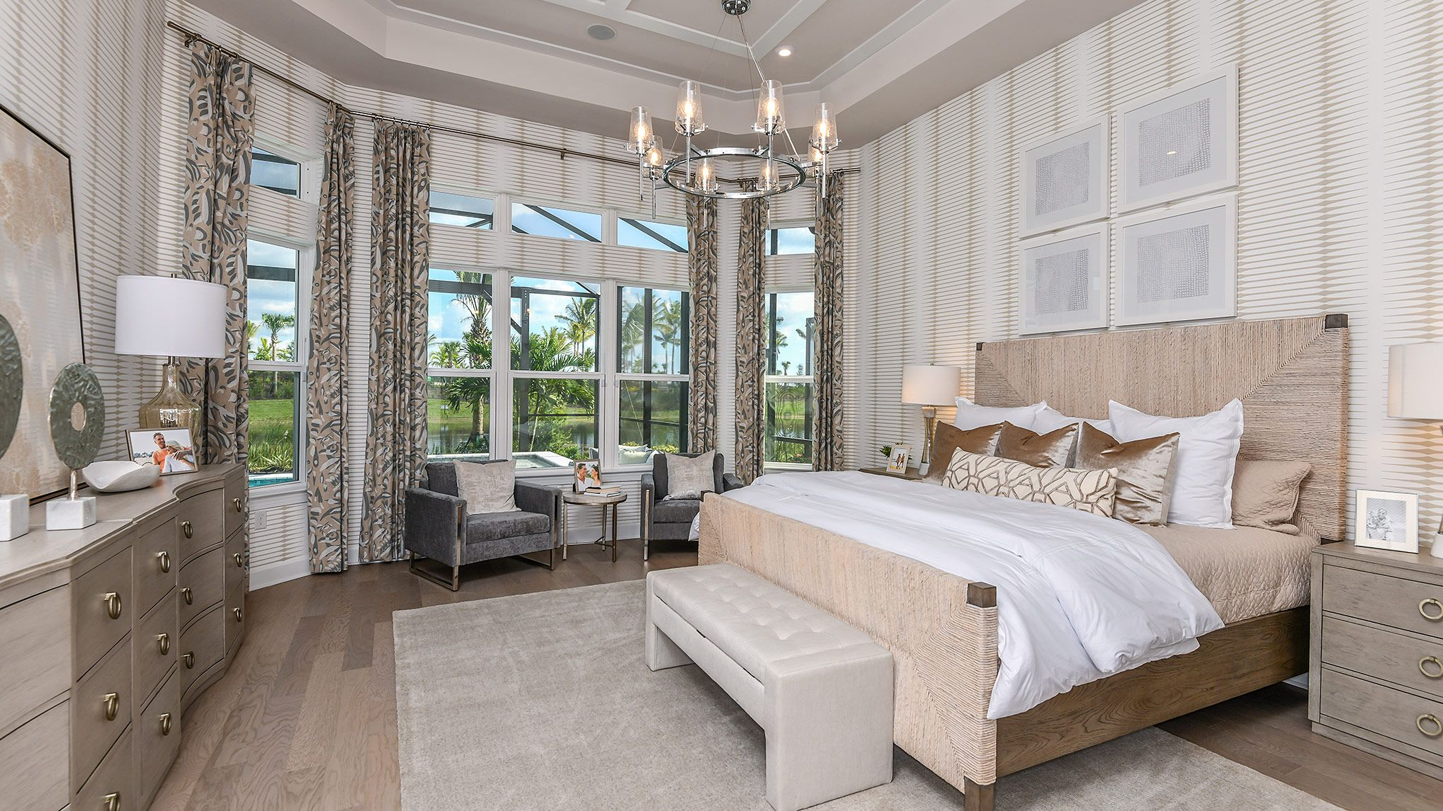 Bedroom featured in the Lincoln By Taylor Morrison in Tampa-St. Petersburg, FL