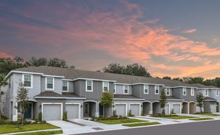 The Townhomes at River Landing by Taylor Morrison in Tampa-St. Petersburg Florida