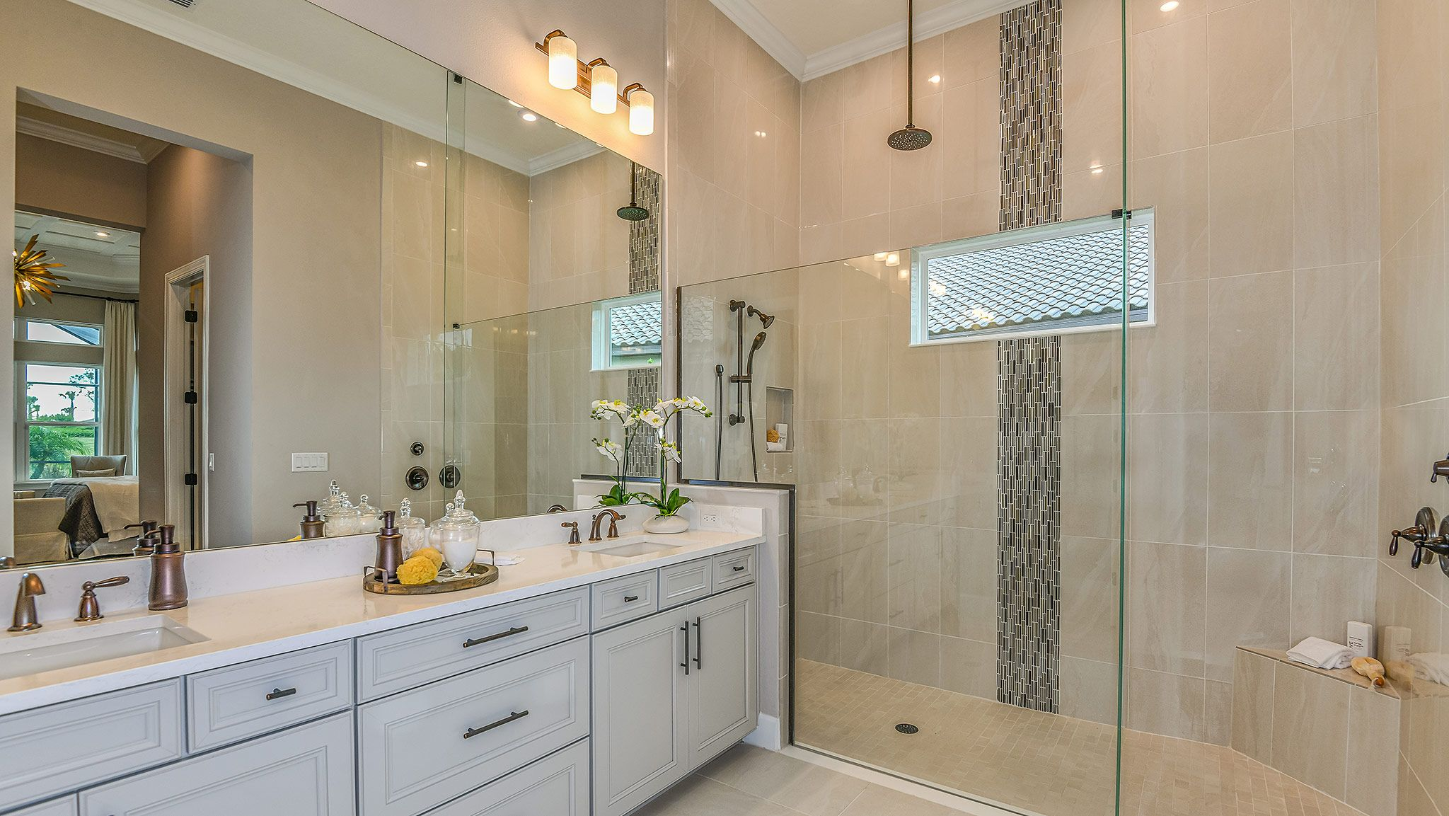 Bathroom featured in the Lincoln By Taylor Morrison in Sarasota-Bradenton, FL