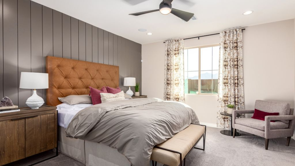 Bedroom featured in the Sapphire By Taylor Morrison in Phoenix-Mesa, AZ