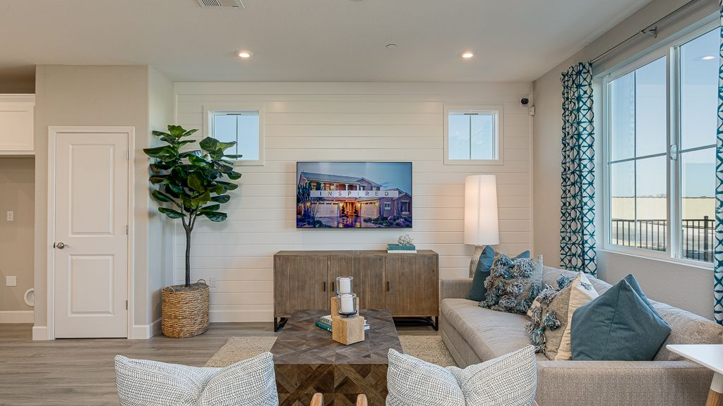 Living Area featured in the Residence 2 By Taylor Morrison in Oakland-Alameda, CA