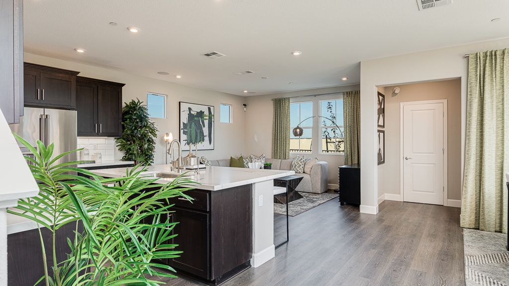 Kitchen featured in the Residence 3 By Taylor Morrison in Oakland-Alameda, CA