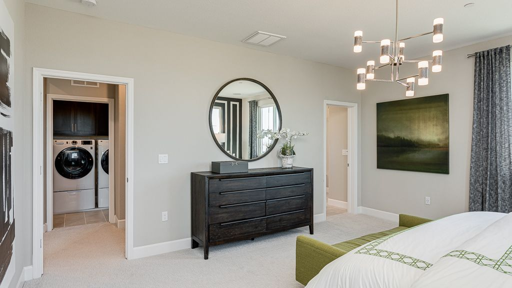 Bedroom featured in the Residence 3 By Taylor Morrison in Oakland-Alameda, CA