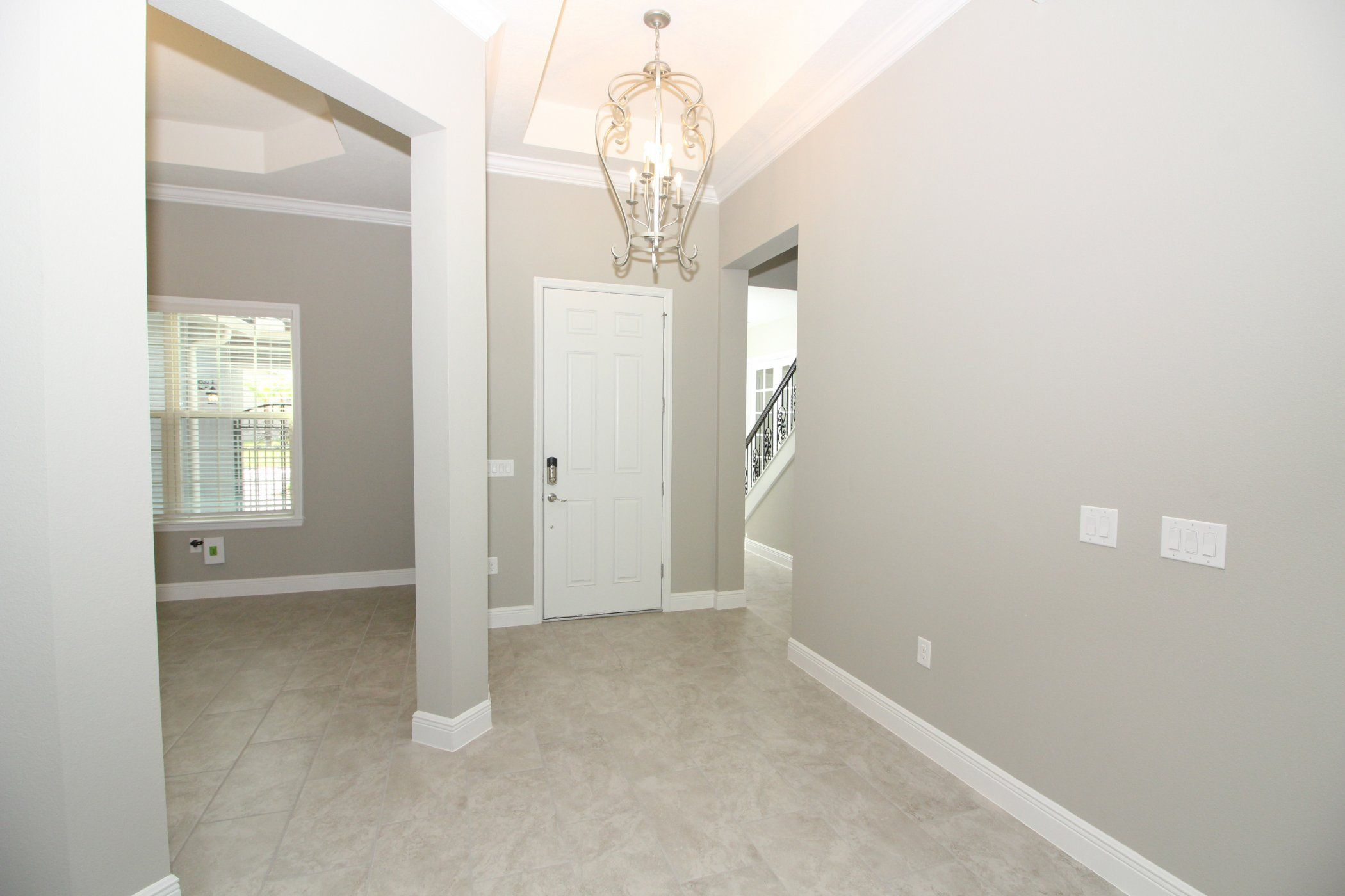 Living Area featured in the Monte Carlo Plan By Taylor Morrison in Orlando, FL
