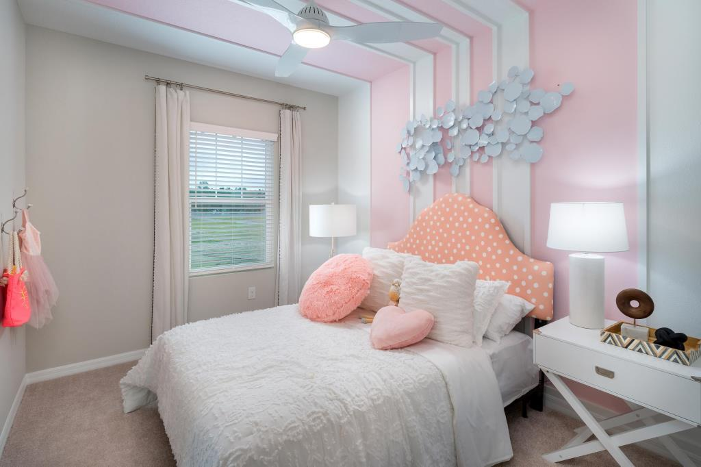 Bedroom featured in the Ibiza By Taylor Morrison in Jacksonville-St. Augustine, FL