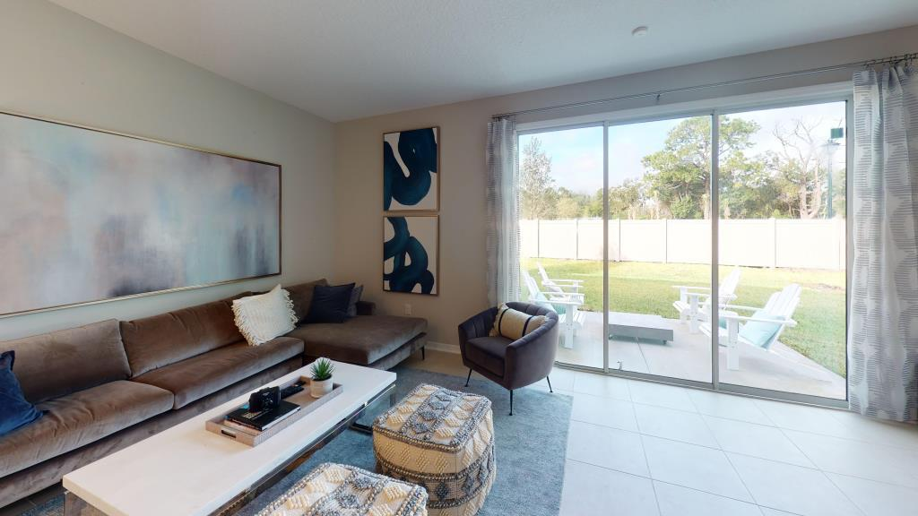 Living Area featured in the Ibiza By Taylor Morrison in Jacksonville-St. Augustine, FL