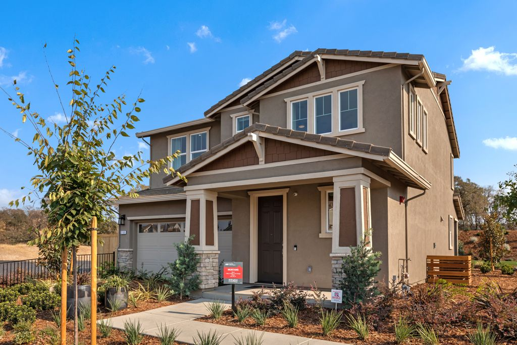 Exterior featured in the Mustang Plan 3 By Taylor Morrison in Sacramento, CA