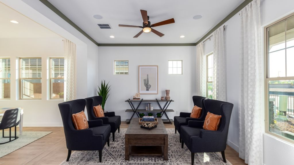 Living Area featured in the Lewiston By Taylor Morrison in Phoenix-Mesa, AZ