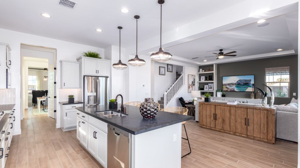 Kitchen featured in the Lewiston By Taylor Morrison in Phoenix-Mesa, AZ