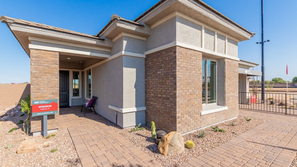Exterior featured in the Windsor By Taylor Morrison in Phoenix-Mesa, AZ