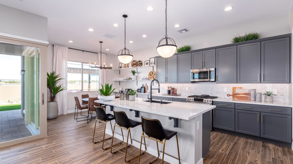 Kitchen featured in the Windsor By Taylor Morrison in Phoenix-Mesa, AZ