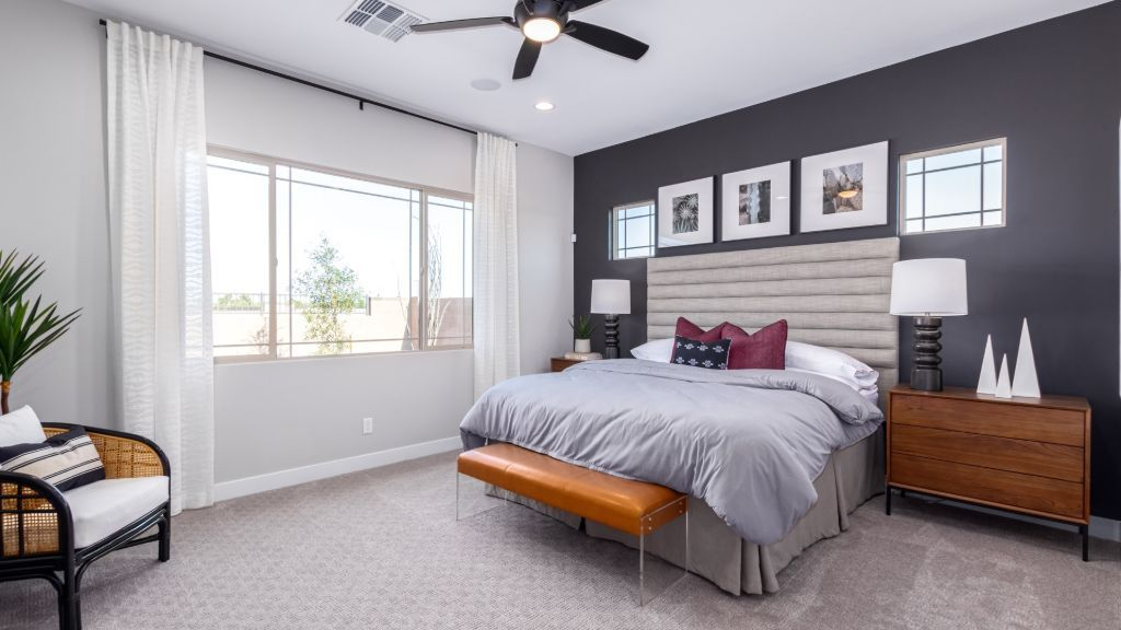 Bedroom featured in the Windsor By Taylor Morrison in Phoenix-Mesa, AZ