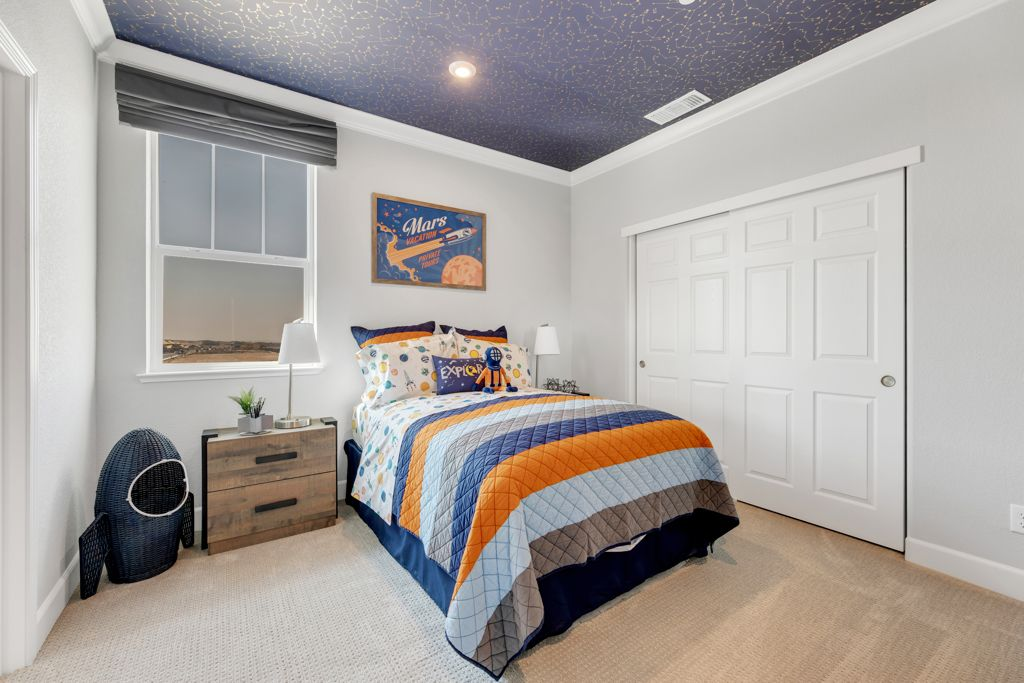 Bedroom featured in the Secretariat Plan 6 By Taylor Morrison in Sacramento, CA