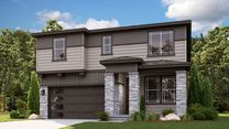 Trails at Crowfoot Town Collection by Taylor Morrison in Denver Colorado