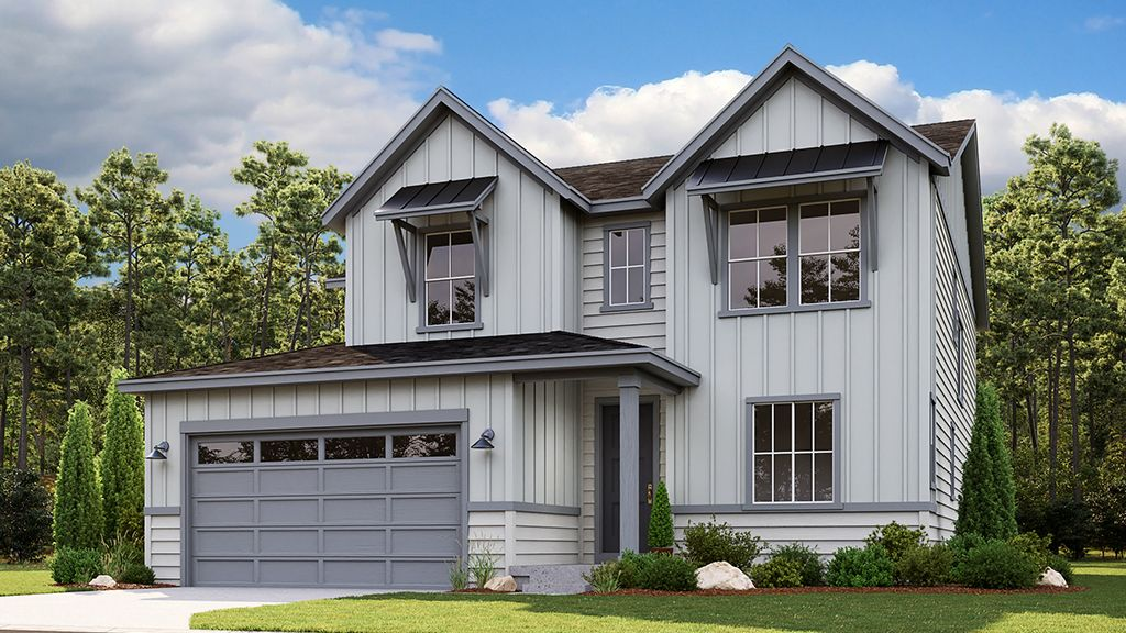 Exterior featured in the Silverthorne By Taylor Morrison in Denver, CO