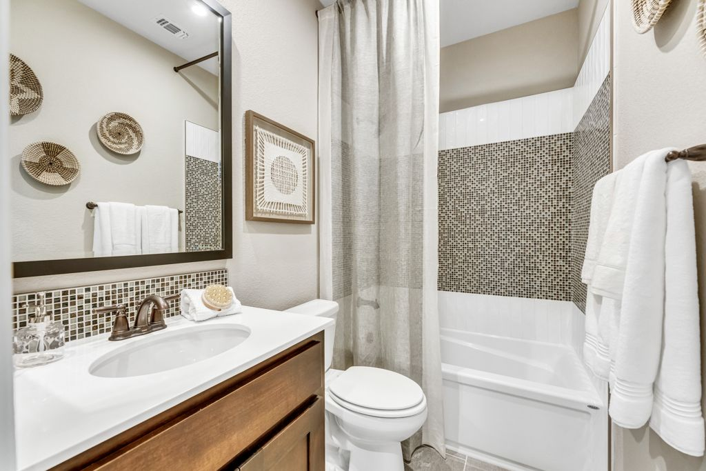Bathroom featured in the Ascot Plan 7 By Taylor Morrison in Sacramento, CA