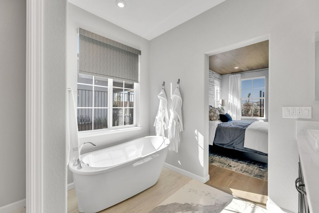 Bathroom featured in the Derby Plan 8 By Taylor Morrison in Sacramento, CA