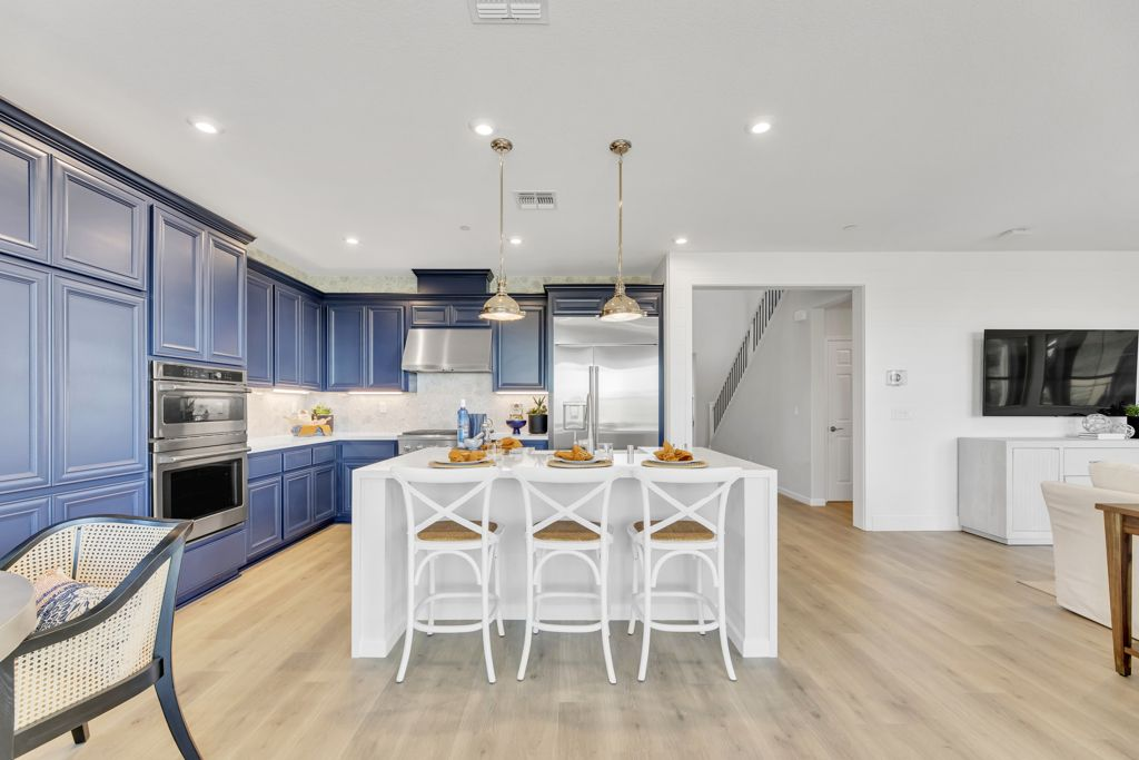 Kitchen featured in the Stakes Plan 9 By Taylor Morrison in Sacramento, CA
