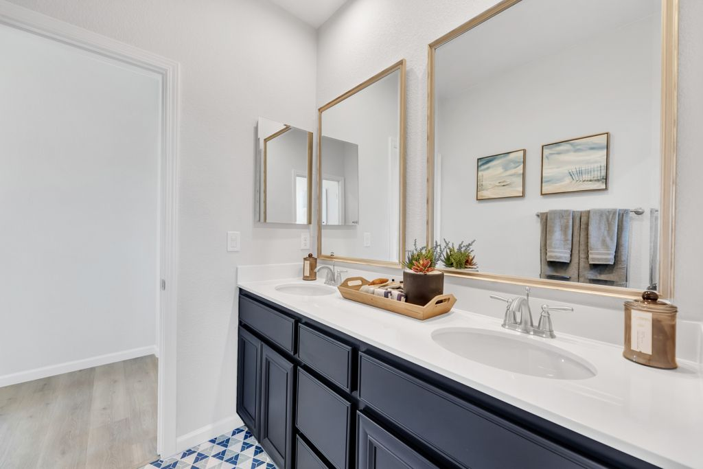 Bathroom featured in the Stakes Plan 9 By Taylor Morrison in Sacramento, CA