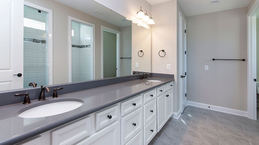 Bathroom featured in the Turnbury By Taylor Morrison in Charlotte, SC