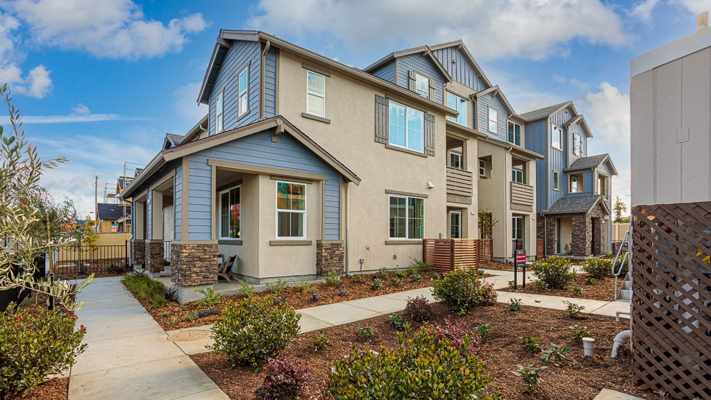 Exterior featured in the Plan 1 By Taylor Morrison in Oakland-Alameda, CA