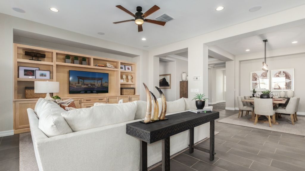 Living Area featured in the Bradshaw By Taylor Morrison in Phoenix-Mesa, AZ