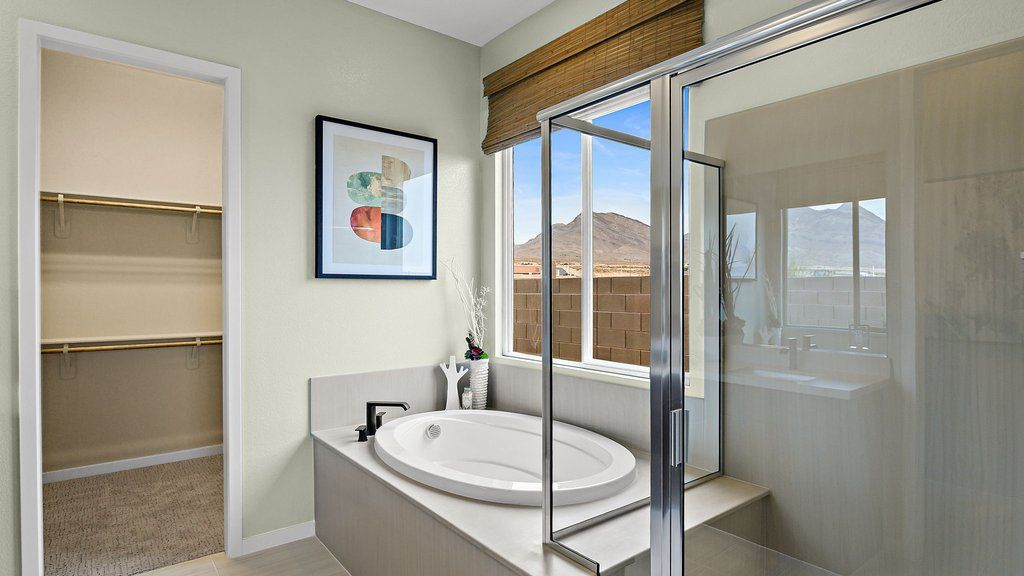Bathroom featured in the Daisy By Taylor Morrison in Las Vegas, NV