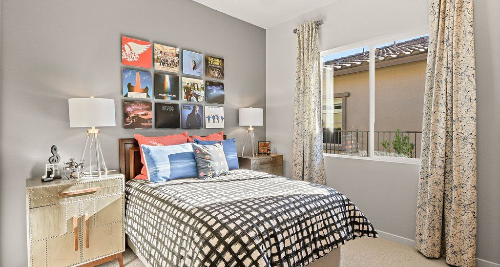 Bedroom featured in the Lilac By Taylor Morrison in Las Vegas, NV