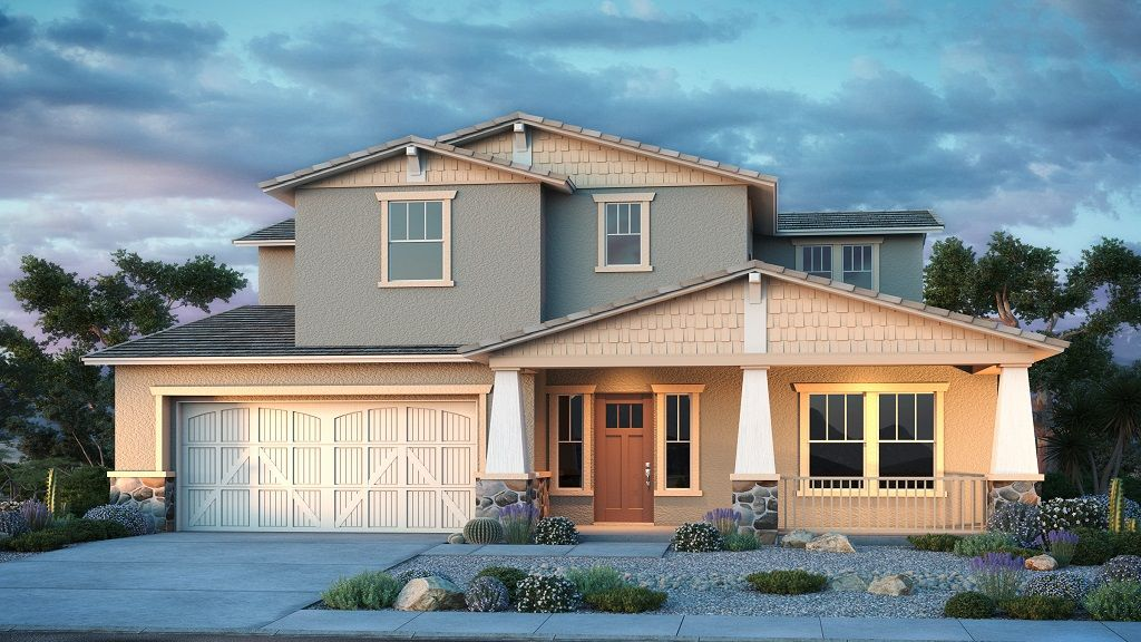 Exterior featured in the Rockford By Taylor Morrison in Phoenix-Mesa, AZ