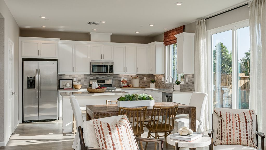 Kitchen featured in the Residence 1 By Taylor Morrison in Vallejo-Napa, CA
