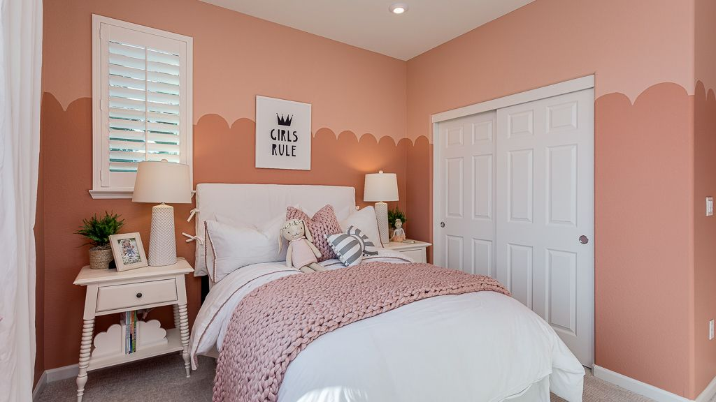 Bedroom featured in the Residence 1 By Taylor Morrison in Vallejo-Napa, CA