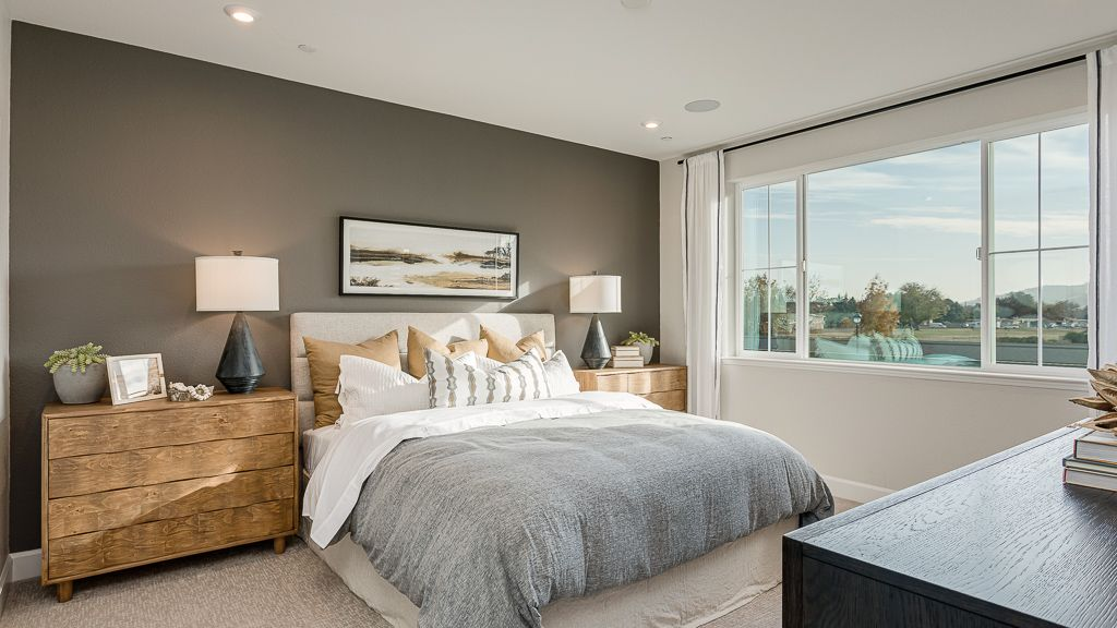 Bedroom featured in the Residence 2 By Taylor Morrison in Vallejo-Napa, CA