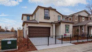 Residence 3 - Farmstead Square in Vacaville: Vacaville, California - Taylor Morrison