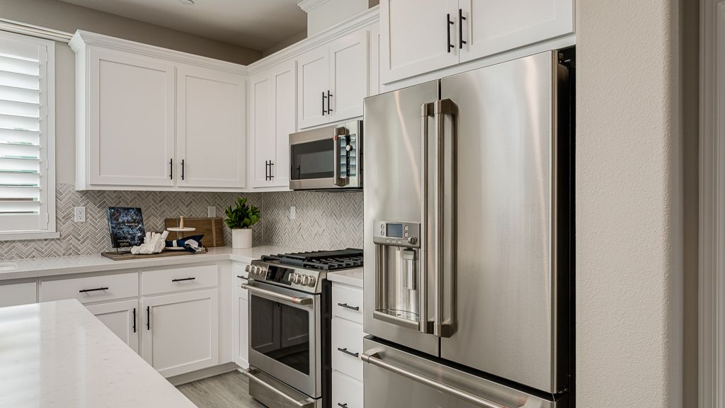 Kitchen featured in the Residence 4 By Taylor Morrison in Vallejo-Napa, CA