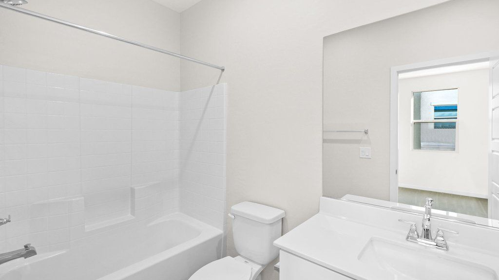 Bathroom featured in the Unit 5 WLH By Taylor Morrison in Las Vegas, NV