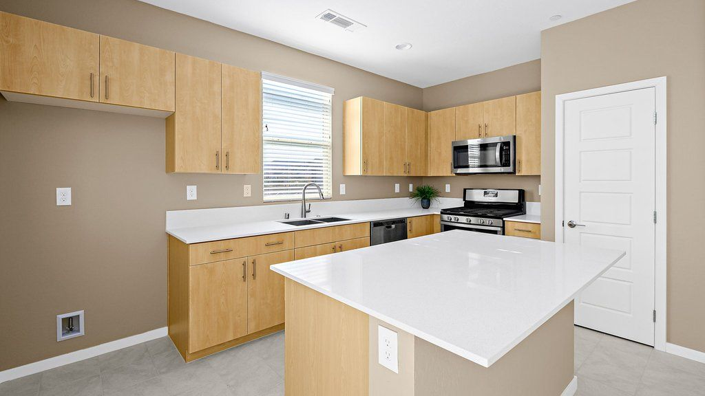 Kitchen featured in the Unit 6 WLH By Taylor Morrison in Las Vegas, NV