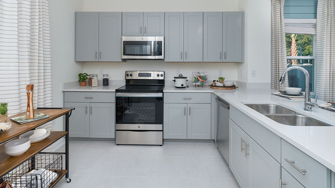 Kitchen featured in the Malta By Taylor Morrison in Jacksonville-St. Augustine, FL