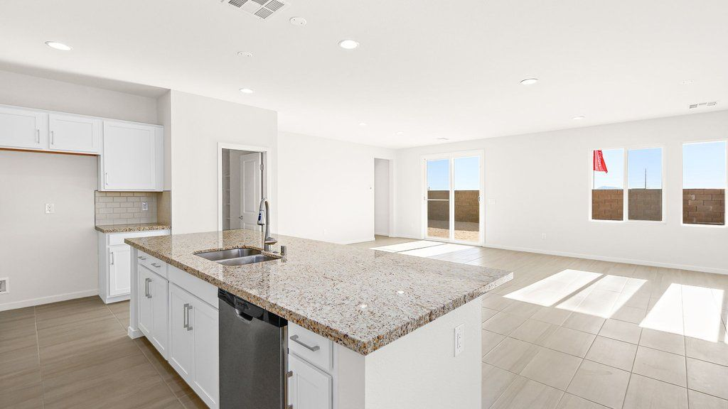 Kitchen featured in the 50 - Orchid By Taylor Morrison in Las Vegas, NV