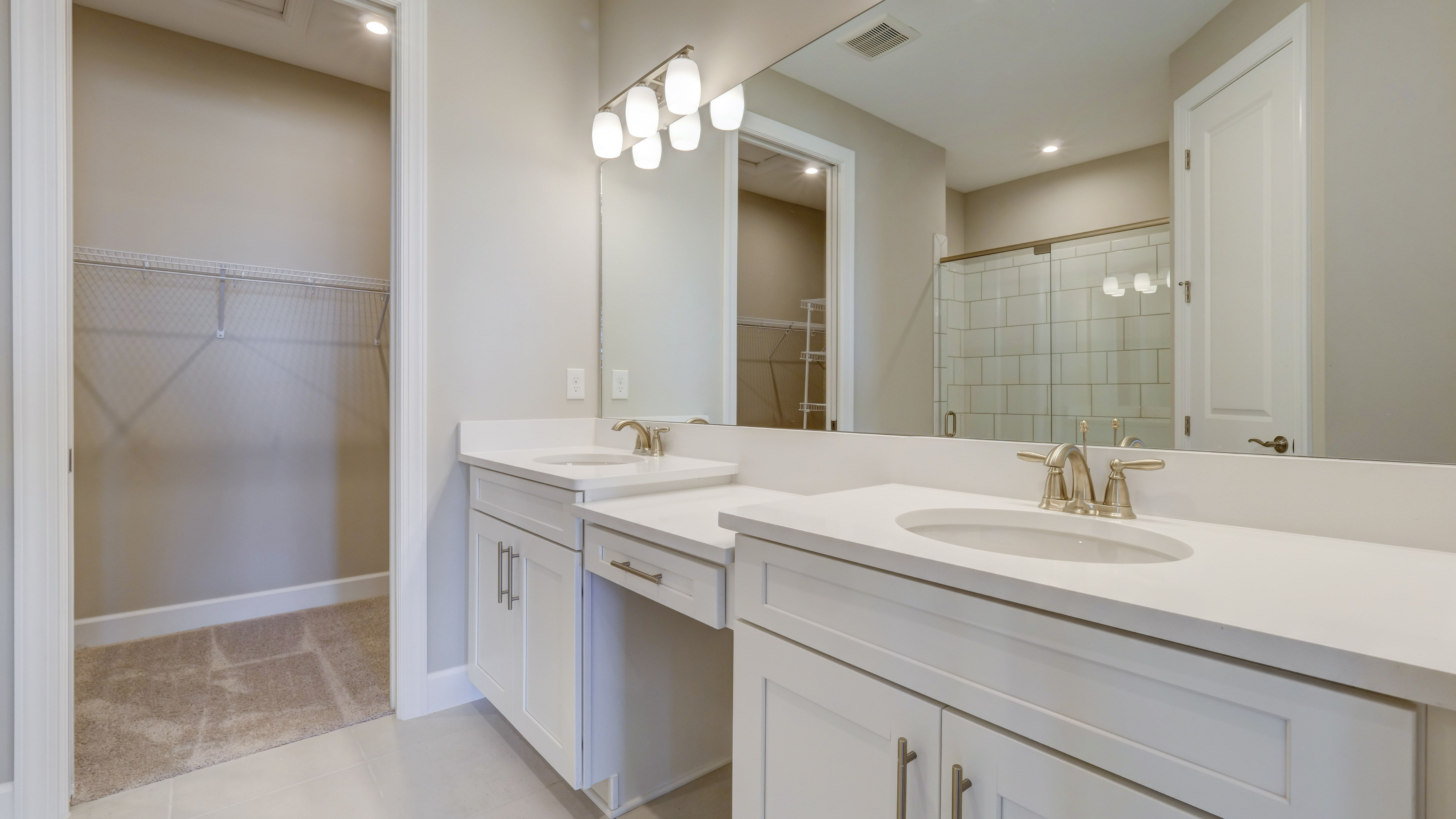 Bathroom featured in the Mazzano By Taylor Morrison in Naples, FL