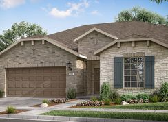 Sherwood - Heritage at Vizcaya - Age Restricted 55+ Community: Round Rock, Texas - Taylor Morrison