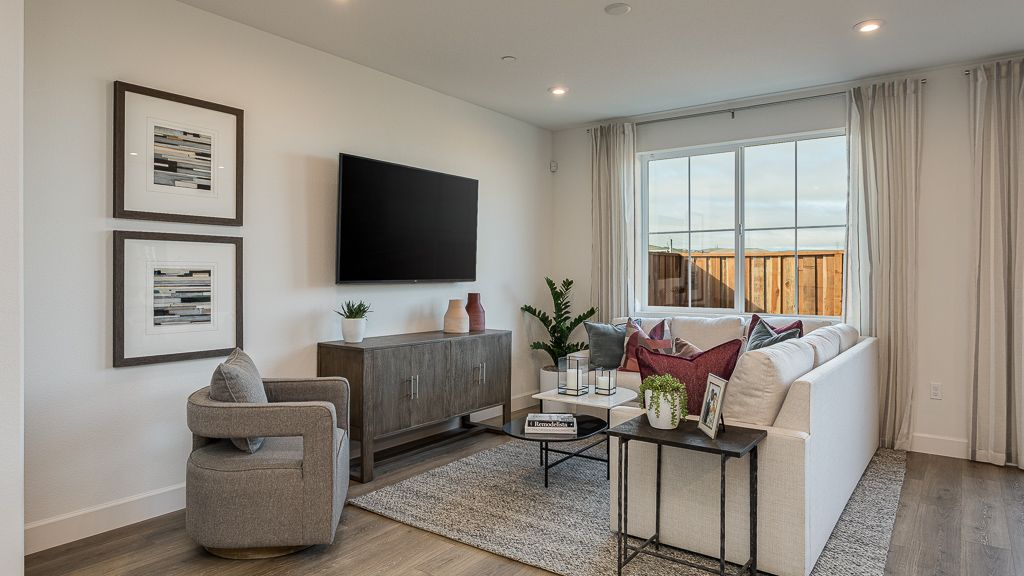 Living Area featured in the Residence 1 By Taylor Morrison in Oakland-Alameda, CA