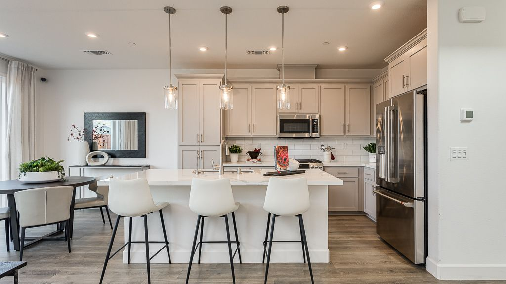 Kitchen featured in the Residence 1 By Taylor Morrison in Oakland-Alameda, CA