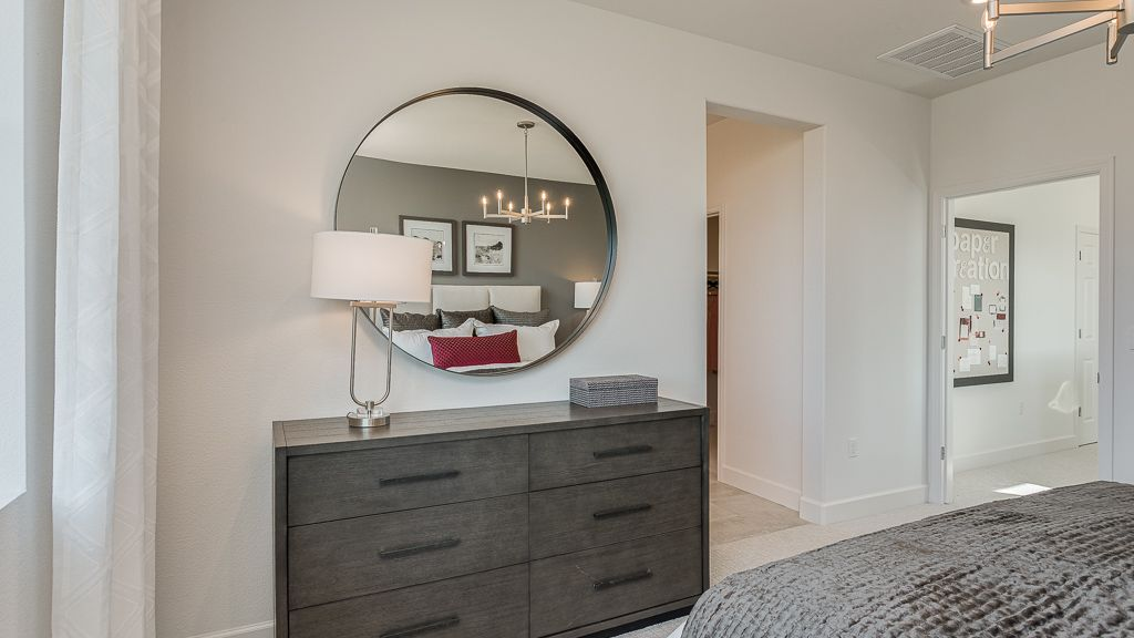 Bedroom featured in the Residence 1 By Taylor Morrison in Oakland-Alameda, CA