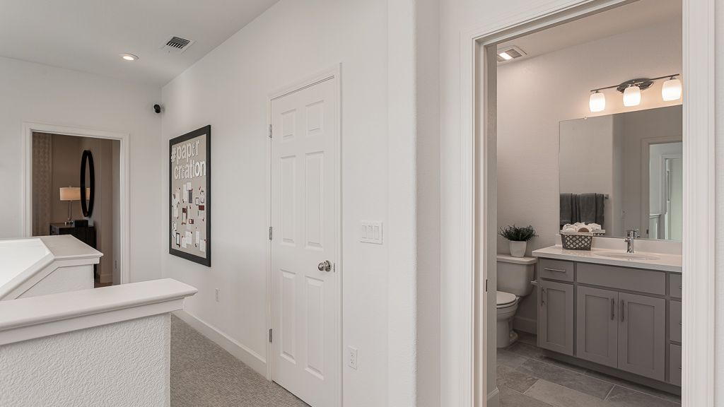 Bathroom featured in the Residence 1 By Taylor Morrison in Oakland-Alameda, CA