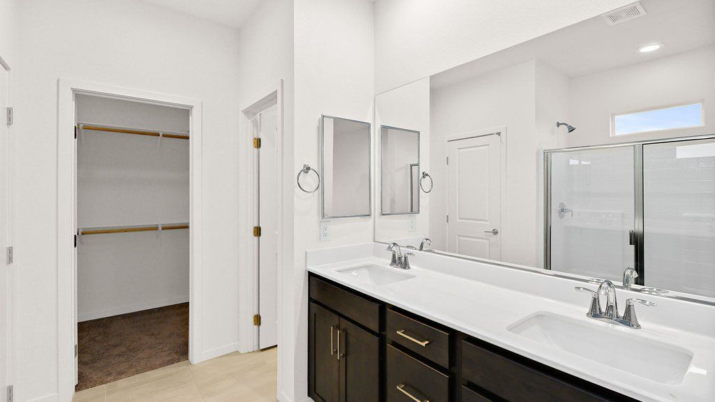 Bathroom featured in the 40 - Dahlia By Taylor Morrison in Las Vegas, NV